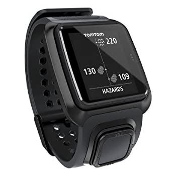 TomTom Golfer GPS Watch - Black