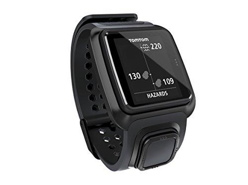 TomTom Golfer GPS-Uhr, schwarz