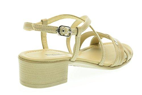 NERO GIARDINI donna sandali bassi P615570D/410 Sabbia