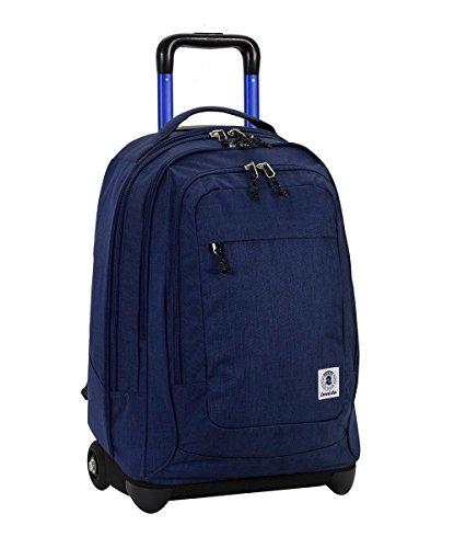 Invicta Office Tote da viaggio, 53 cm, 45 litri, Blu