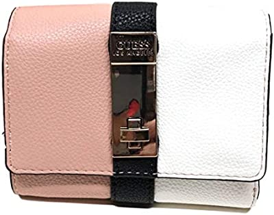 Guess Asher SLG CG747743 - Monedero, Color Rosa