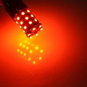 T25 3457 3057 60 SMD LED Tourner Ampoule Switchback Lumière