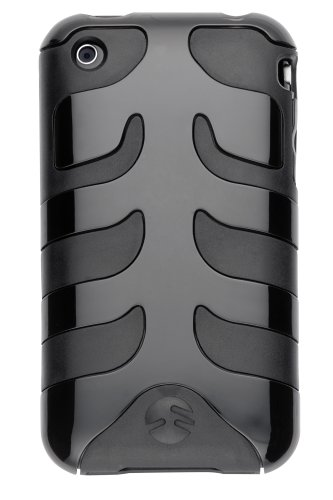 SwitchEasy Capsule Rebel für iPhone 3G / 3G S Black