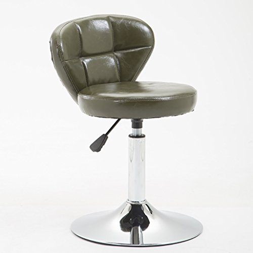 QINGPINGGUO QPG Barhocker Bar Barhocker Aufzug Kosmetikerin Friseur Make - Up Stühle Großer Stuhl Labor Drehstuhl (Farbe : G, größe : #1)