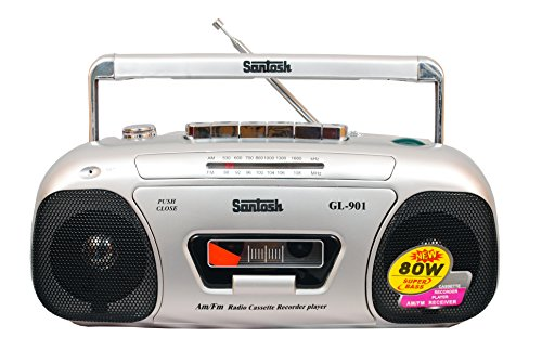 Santosh Tape Recorder With In-built FM Player (GL-901)