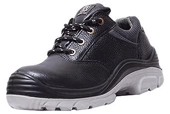 Hillson Nucleus ISI Marked Safety Shoe, Size-6 UK, Black
