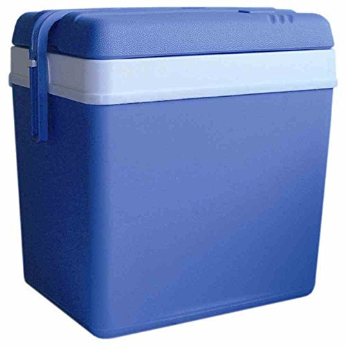 Isolierte Kühlbox 24 Liter Volumen, Blau