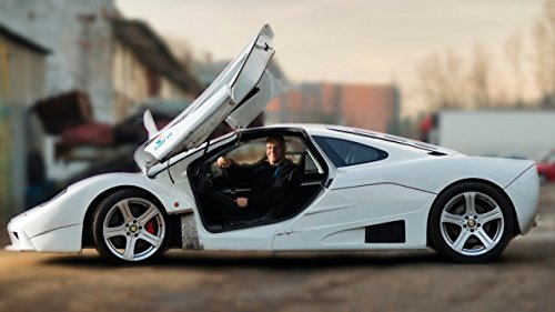 Rear Seat Video (Top Gear Fanatic Builds Replica Of £5,000,000 Supercar From Scrap)