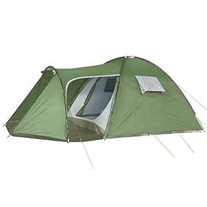 skandika vaestervik four man tent - green