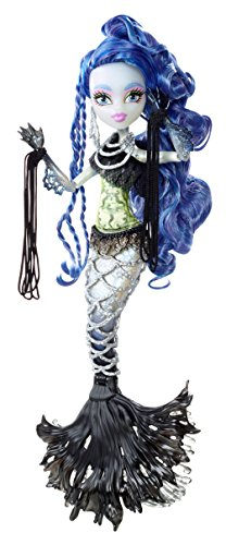 Monster High Freaky Fusion Siren von Boo Doll [UK (Monster High Color)