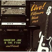 Live! Fillmore West 1969 [Musikkassette]