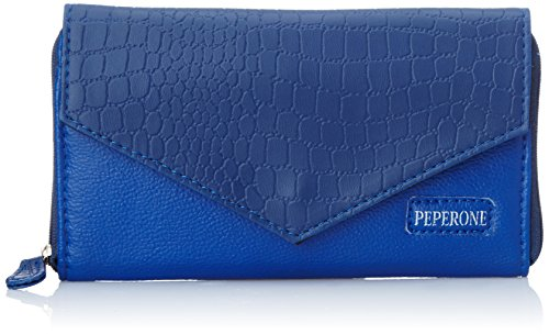 Peperone Women's Wallet (Blue) (PWLB818)  available at amazon for Rs.599