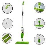 Spray Mop Microfiber Aluminium Floor Cleaning Mop - Best Reviews Guide