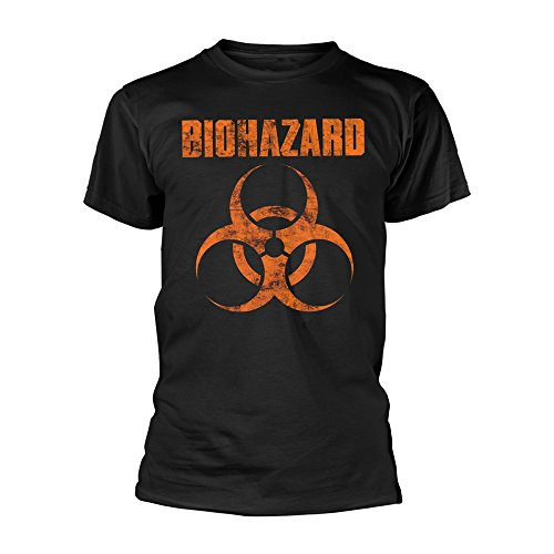 Biohazard Logo Shirt XL -