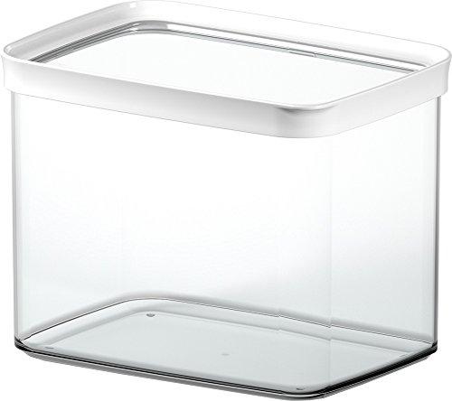 Emsa Vorratsdosen ''Optima'' 4,4 Liter eckig