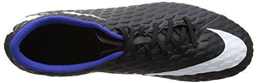 Nike Mens Hypervenom Phade Iii Fg Scarpe Da Calcio Nere (nero Gioco Reale)