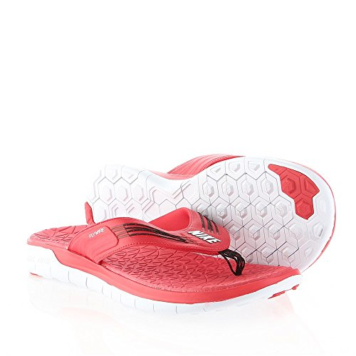 Nike Free Thong Zehensandale university red-white-black - 45