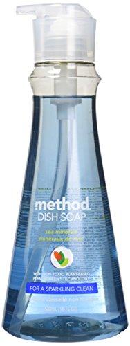 Method Dish Soap Sea Minerals, 18 Ounce