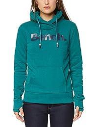 Bench Her. Corp Print Hoody, Sweat-Shirt à Capuche Femme