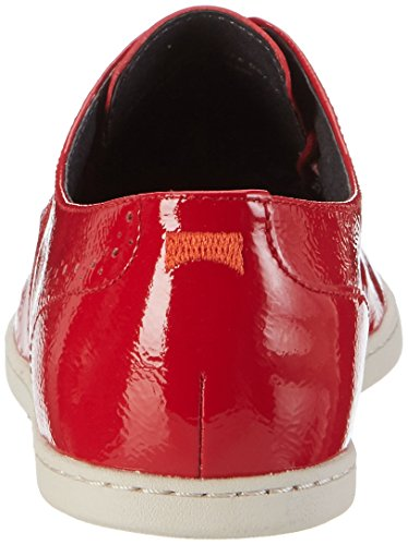 CAMPER Damen Uno Sneakers Rot (Medium Red 001)