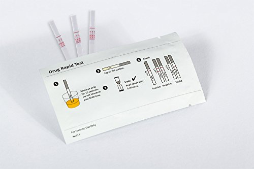 Drogentests THC - Cannabinoide 50ng/ml 4 Teststreifen