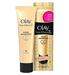 Olay Total Effects 7In1 Pore Minimiser Cc Cream Light Spf 15 50Ml by Olay