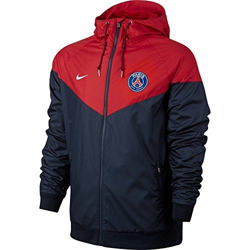 Nike PSG NSW WR WVN AUT Chaqueta Línea Paris Saint