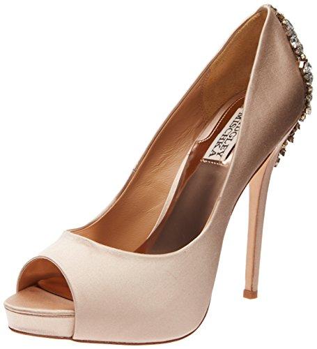 badgley-mischka-kiara-donna-beige-scarpe-tacchi-taglia-display-eu-38