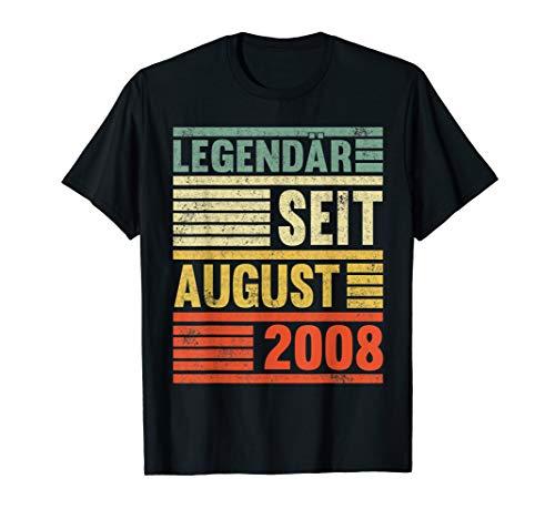 11. Geburtstag Geschenk August 2008 Teenager Mädchen Junge -