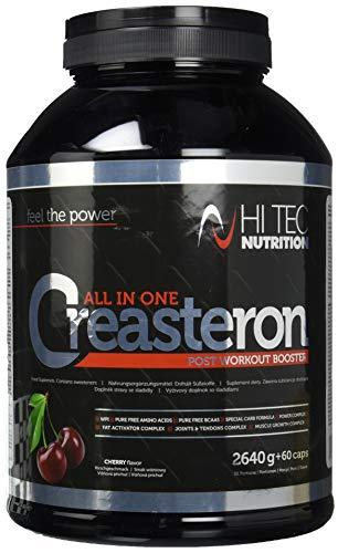 HI-TEC Creasteron NEW - 60caps - Cherry, 2640 g