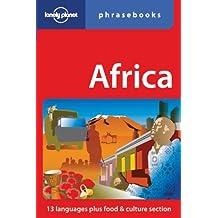 Africa: Lonely Planet Phrasebook by Yiwola Awoyale (2007-06-01)