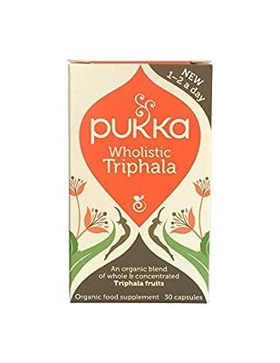 Pukka Herbs Digestif - Organic Wholistic Triphala 30 Caps from Pukka Herbs