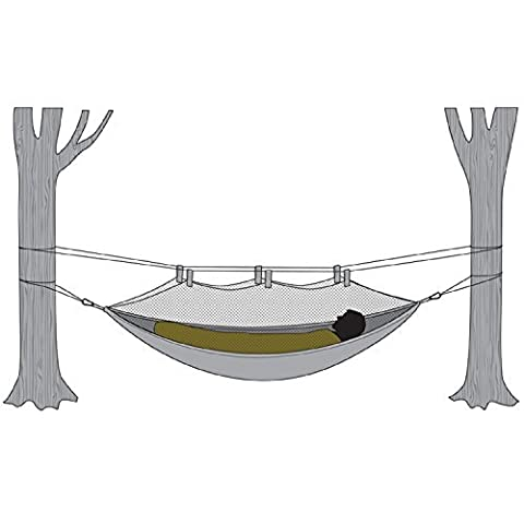 Snugpak Hammock Quilt with Travelsoft Insulation, Olive by SnugPak
