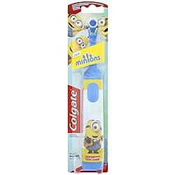 Colgate cepillo de dientes eléctrico, diseño de Minions