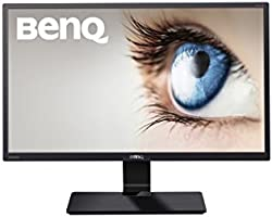 BenQ GW2470H Moniteur LED Full HD LED 23,8 Pouces (1920 x 1080, 4 Ms, VGA, 2 x HDMI), Noir