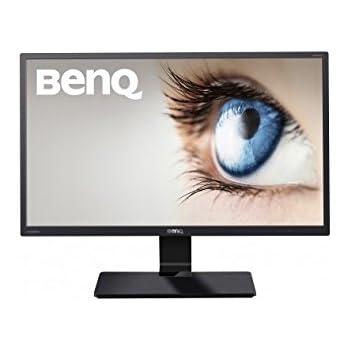 """BenQ GW2270H - Monitor LED de 21.5"""" (1920x1080 Full HD, 5 ms, Panel VA, 21 V, Flicker-free, 178°/178°, Dual HDMI), color negro brillante"""