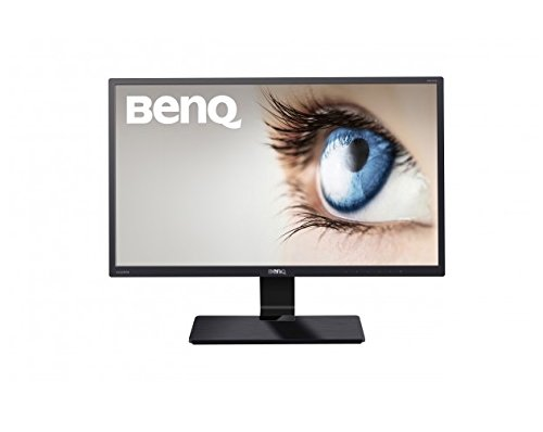 BenQ Eye-Care GW2470H 23,8 Pouces FHD 1080p LED Eye-Care, Affichage 1920 x 1080, Dalle VA, Technologie Low Blue Light, Technologie Flicker-Free, Haut Taux de Contraste Natif 3000:1, HDMI, Cadre Fin UK