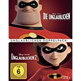 Die Unglaublichen 1+2  (Doppelpack) [Blu-ray]