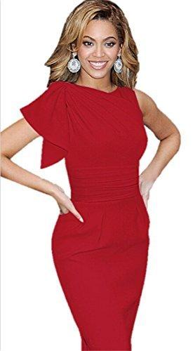KingField - Robe - Femme moyen red