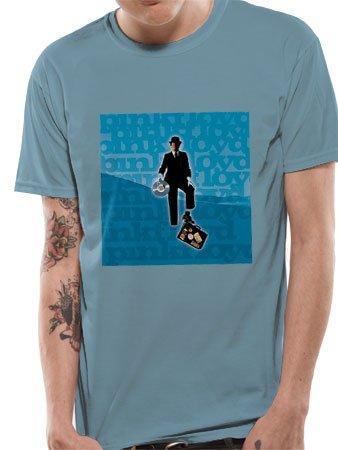 T-Shirt (Unisex-M) Invisible Man (Blue) [Import anglais]