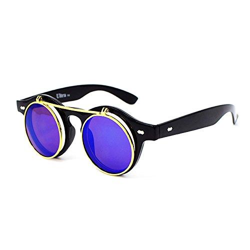 ultrar-bright-black-frame-bleu-lentilles-relevez-cercle-steampunk-haute-qualite-lunettes-lunettes-re