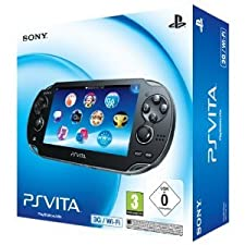 CONSOLE PSVITA - PLAYSTATION PS VITA SONY WIFI + 3G