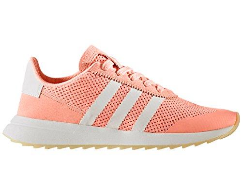 Adidas FLASHBACK W, Hazcore/FTWWHT/HAZCORE/BRUCORE/FTWWBLA/BRUCORE, Farbe Rosa,Größe 39 1/3 EU