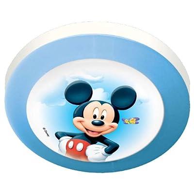 DISNEY MICKEY MOUSE Kinderzimmer Deckenleuchte Kinderzimmer Deckenlampe 29cm von Disney auf Lampenhans.de