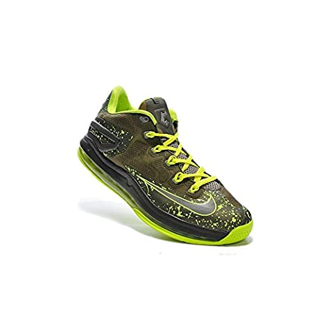 All Star Olive - nike max lebron XI bas pour hommes