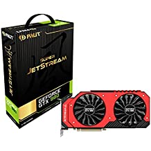 Palit GTX980 Scheda Video 4GB Super JetStream, Nero