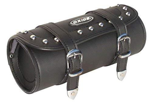 Oxide Werkzeugrolle SD Leder Motorradkoffer Satteltasche Radtaschen Tourt Taschen Motorrad Gepäckrolle Fahrradträger Reisetasche