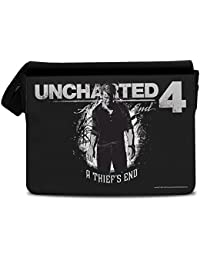 Uncharted 4officielle Messenger Bag