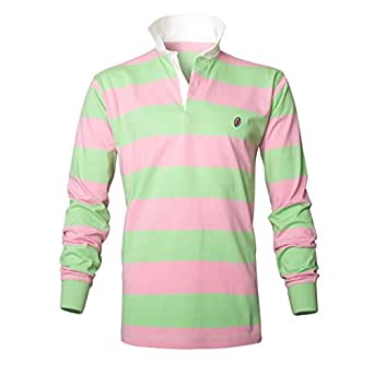 Hoops Not Stripes Classic Rugby Shirts Herren Classic