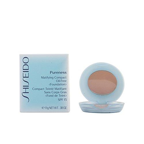 Preisvergleich Produktbild SHISEIDO PURENESS matte Kompakt #40-natural beige 11 gr